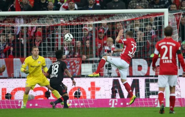 Байер - Бавария: анонс матча