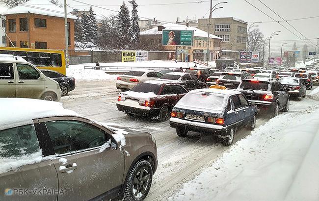 Погода на сегодня: в Украине дожди, местами со снегом, температура до +9