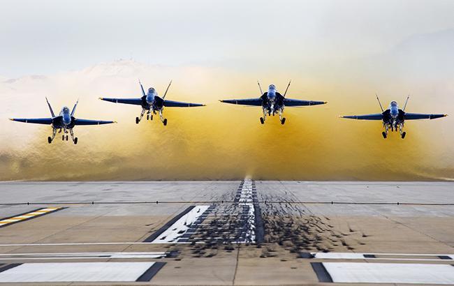 Истребители НАТО сопроводили 130 российских самолетов над Балтикой в 2017