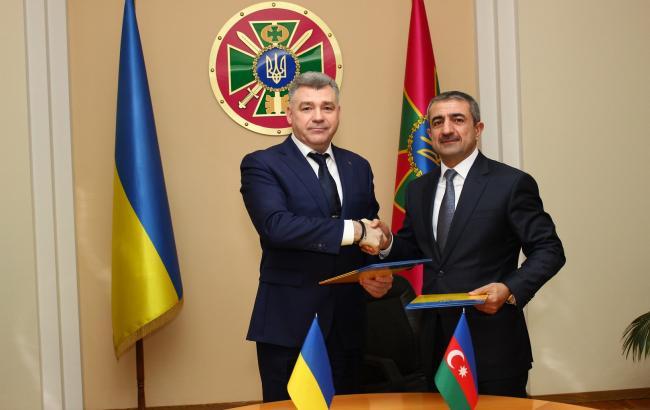 Украина и Азербайджан договорились о сотрудничестве в борьбе с контрабандой наркотиков
