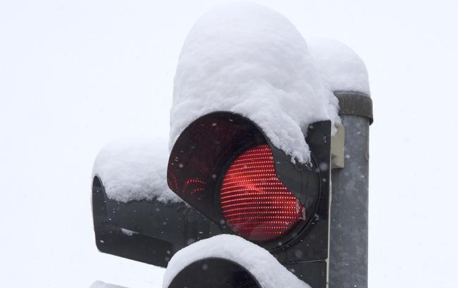 Украинцев предупреждают о чрезвычайном положении в Казахстане из-за сильного снегопада