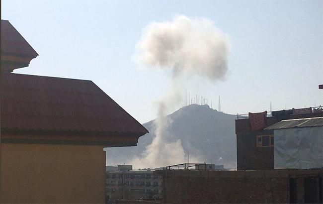 Теракт в Кабуле: число погибших возросло до 103 человек