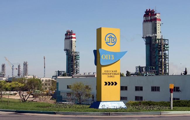 Одесский припортовый завод запустил производство
