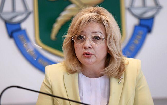 САП просит суд назначить председателю Госаудитслужбы Гавриловой залог в 1 млн гривен