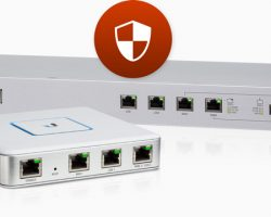 Покупка Ubiquiti UniFi Security Gateway