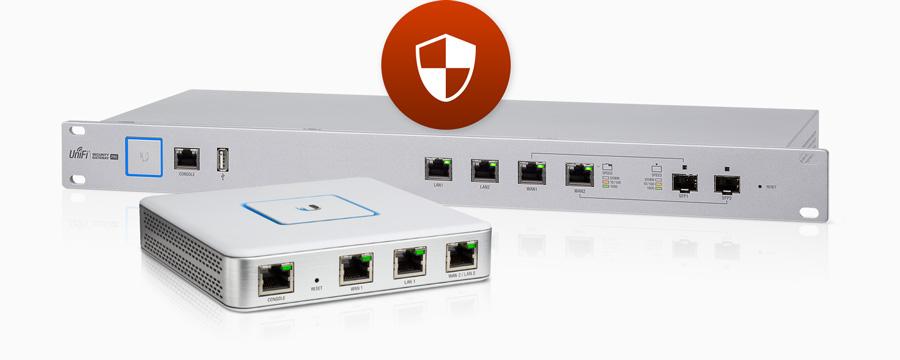 Покупка Ubiquiti UniFi Security Gateway