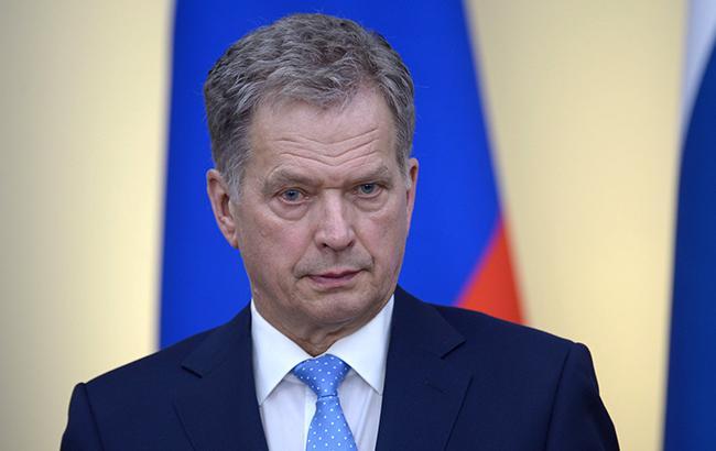 На выборах в Финляндии в первом туре переизбран действующий президент