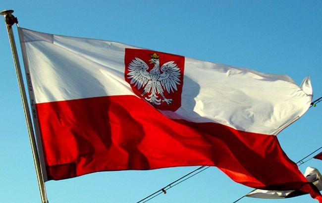 В Польше прошла акция протеста против ужесточения закона об абортах