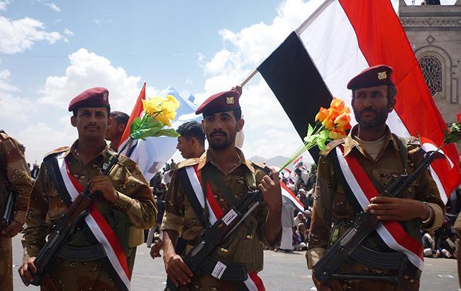 В Йемене сепаратисты захватили правительственный квартал города Аден