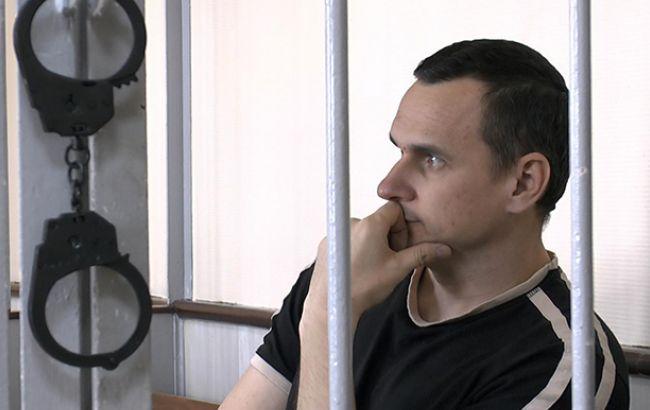В Нью-Йорке состоялась акция с требованием освободить Сенцова