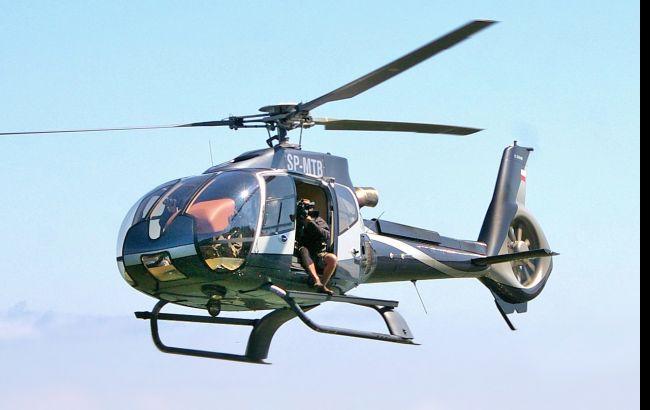 Вблизи Большого каньона в США упал вертолет, погибли 3 человека