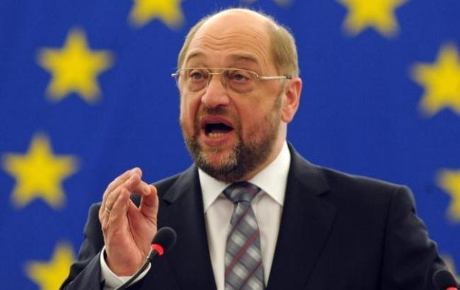 Лидер немецких социал-демократов анонсировал свою отставку
