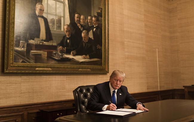 Трамп подписал закон о бюджете США