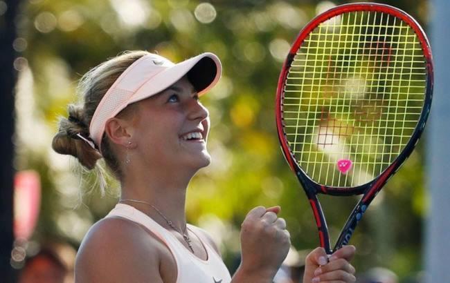 Украинская теннисистка Костюк стала победительницей турнира ITF в Австралии