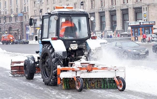 Погода в Киеве: синоптики прогнозируют гололедицу на дорогах