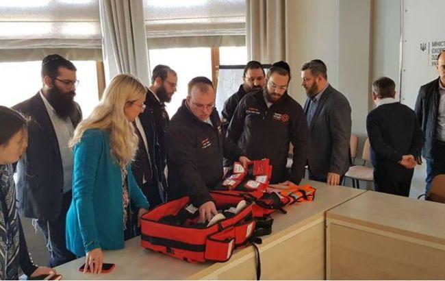Медики Израиля будут учить украинцев действиям в экстренных ситуациях