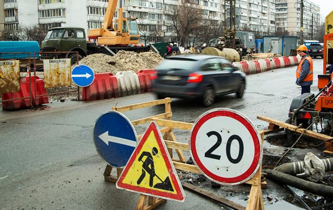 В этом году Украина готова потратить на ремонт дорог 6 млрд гривен