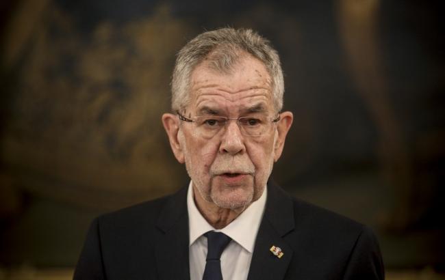 Президент Австрии посетит Украину в марте
