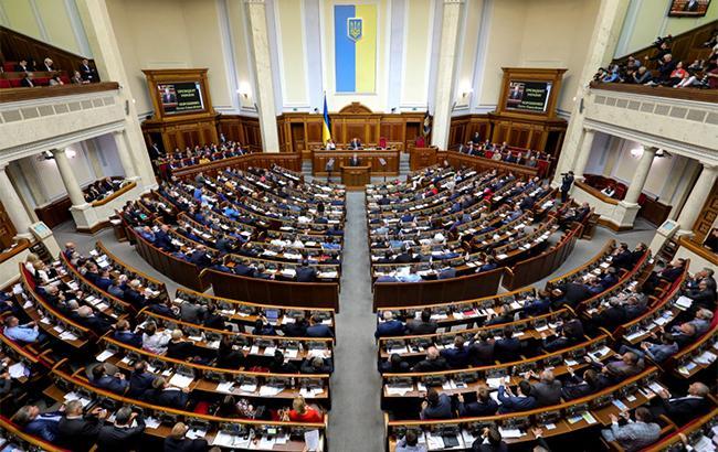 Рада сегодня рассмотрит изменение порядка выезда ребенка за пределы Украины