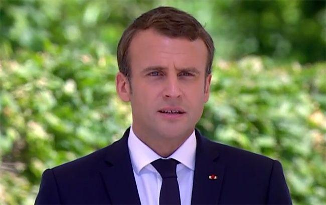 Франция пригрозила ударом Сирии в случае подтверждения применения химоружия