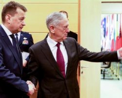 Министры обороны США и Польши обсудили сдерживание