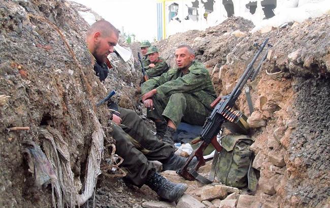 На Донбассе находится свыше 40 тыс. российских военнослужащих