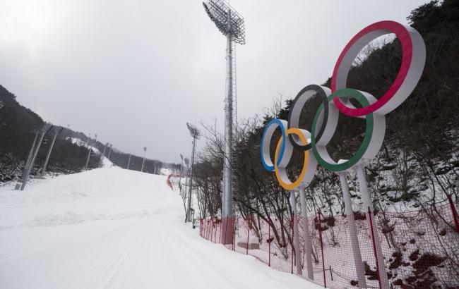 Женский гигантский слалом на Олимпиаде перенесли из-за сильного ветра