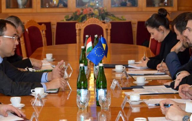 МИД Венгрии отрицает наличие соглашений с Украиной по языковому вопросу