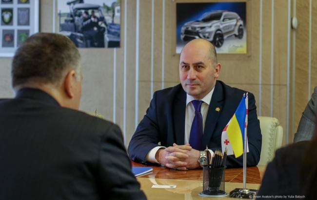 МВД Украины и Грузии готовят соглашение по обмену водительскими удостоверениями