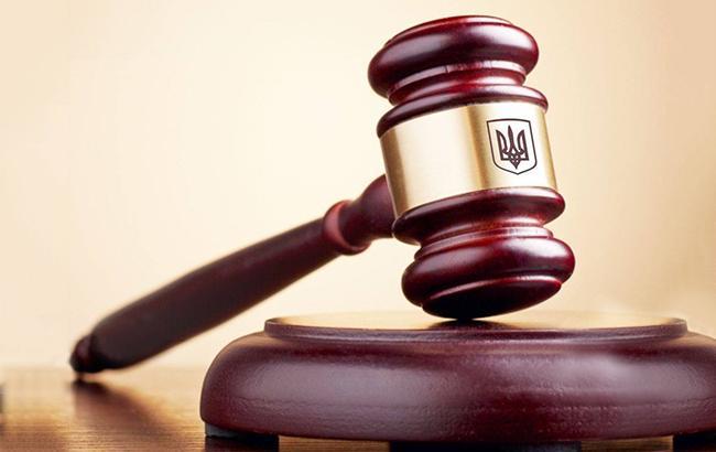Суд арестовал задержанного экс-заместителя