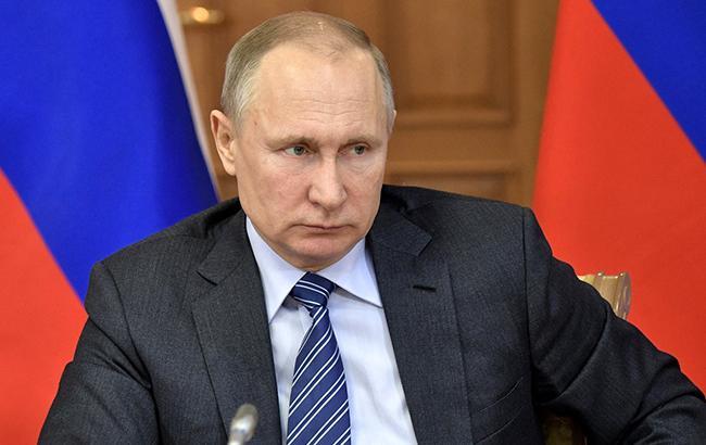 Путин за 6 лет заработал 38,5 миллионов рублей