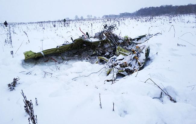 В авиакатастрофе в России погибли трое иностранцев