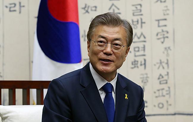 Президент Южной Кореи встретится с формальным лидером КНДР в ходе Олимпиады