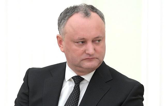 Украина может помочь найти компромисс в вопросе Приднестровья, - Додон