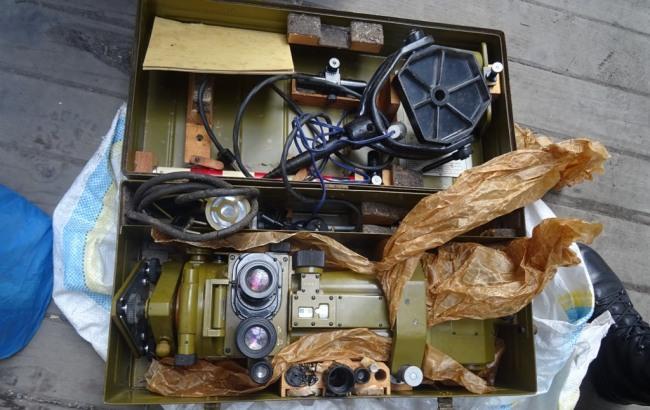 На границе с Польшей правоохранители предотвратили вывоз военного оборудования