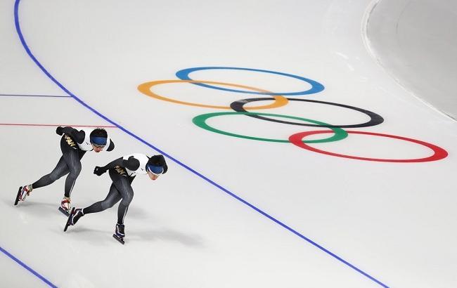 Медальный зачет Олимпиады 2018 на 10 февраля