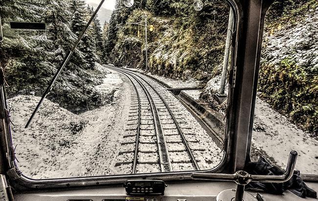 Мининфраструктуры разрабатывает проект первого скоростного железнодорожнего пути в Украине
