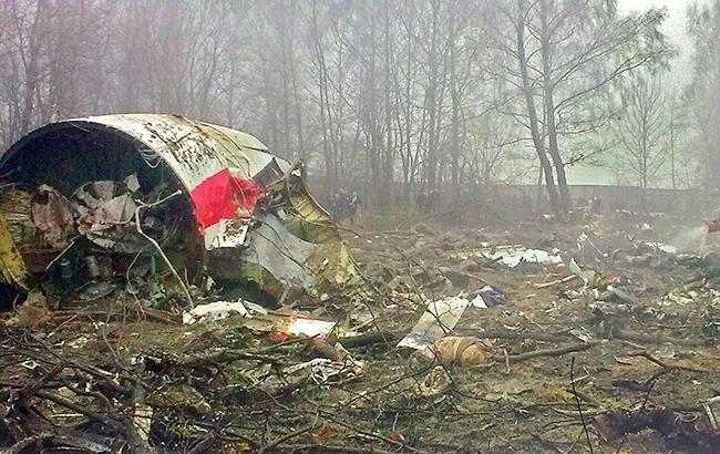 Польша ждет от России возвращения обломков самолета Качиньского