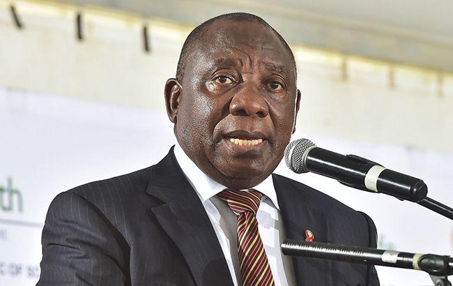 Вице-президент ЮАР назначен новым главой страны
