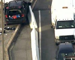 Стрельба возле Агентства нацбезопасности США: полиция задержала 3 подозреваемых
