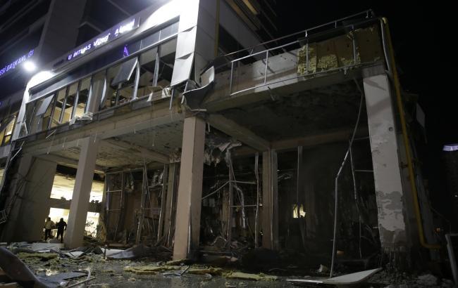 В Анкаре произошел взрыв в многоэтажке