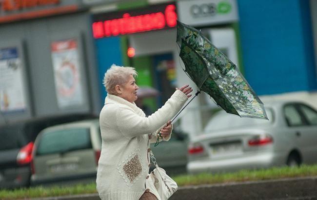 Синоптики предупредили об ухудшении погодных условий в Украине