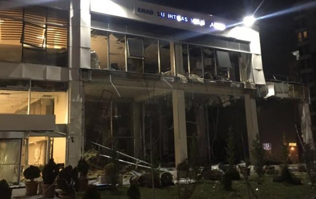 Власти Турции назвали взрыв в Анкаре терактом