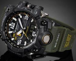 Преимущества наручных часов Casio G-Shock