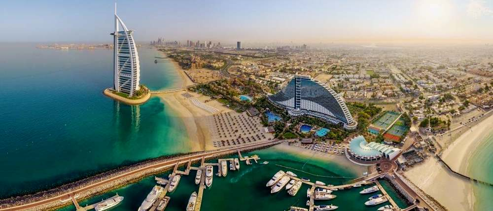 Отдых в ОАЭ  круглый год