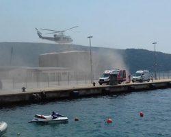 В Черногории столкнулись яхта и лодка, погибли двое людей