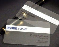 Изготовление пластиковых визиток по доступным ценам