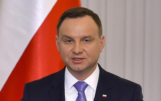 Президент Польши подписал спорный закон о правосудии