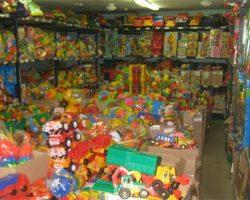 Наполните досуг своих детей  разнообразными игрушками