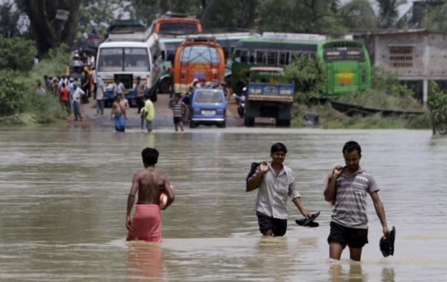 Ливни в Индии: погибло не менее 58 человек